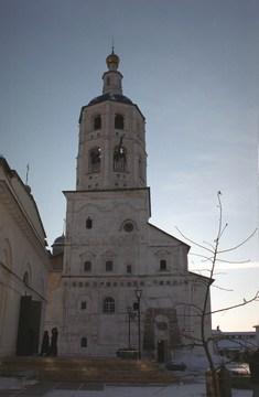 Пафнутьев-Боровский монастырь (Боровск (Калужская область)): Колокольня