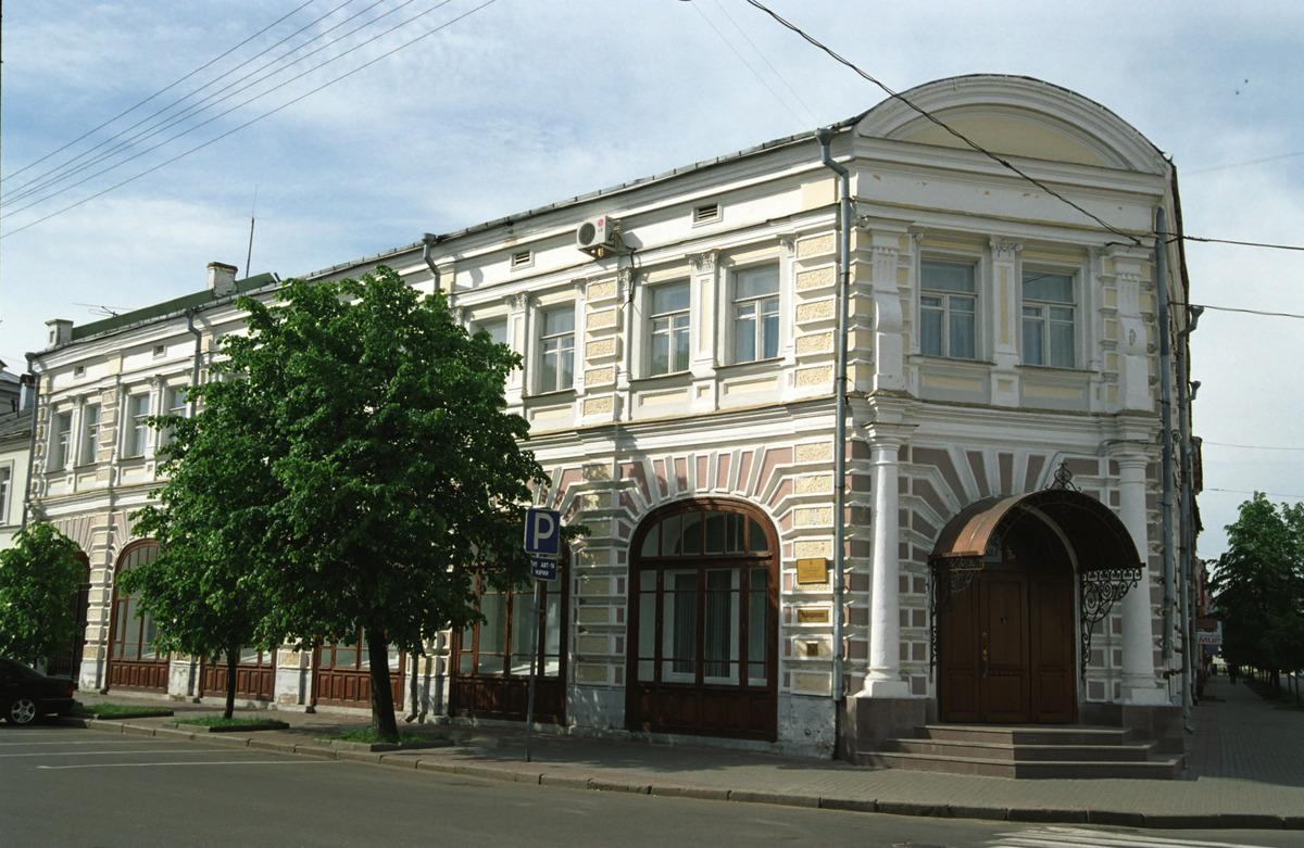 Фотография Архитектура Ярославля ...: autotravel.ru/phalbum.php/020/38