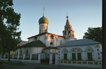 Ярославль (Ярославская область): Достопримечательность Церковь Димитрия Солунского