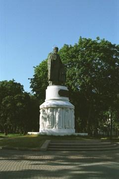Псков (Псковская область): Достопримечательность Памятник Великой равноапостольной княгине Ольге