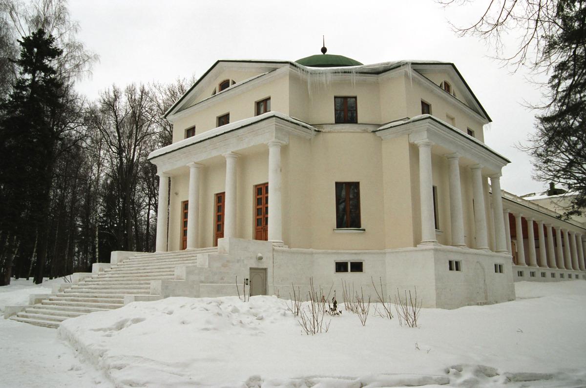 "музей-усадьба Остафьево """