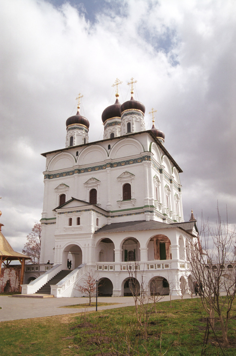 Иосифо-Волоцкий монастырь: