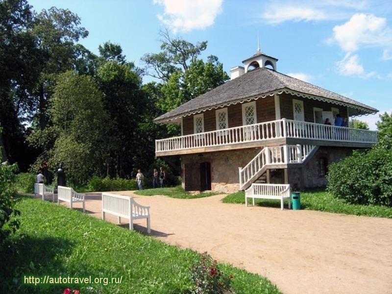 Фотография Дом-музей Ганнибалов в Петровском (Пушкинские горы (Псковская область))