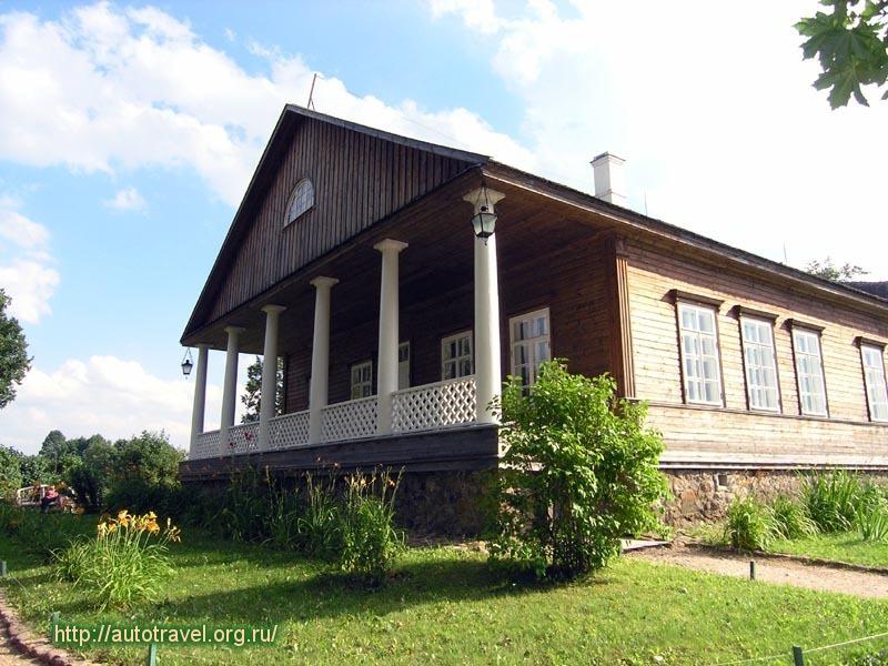 Музеи пушкинских гор