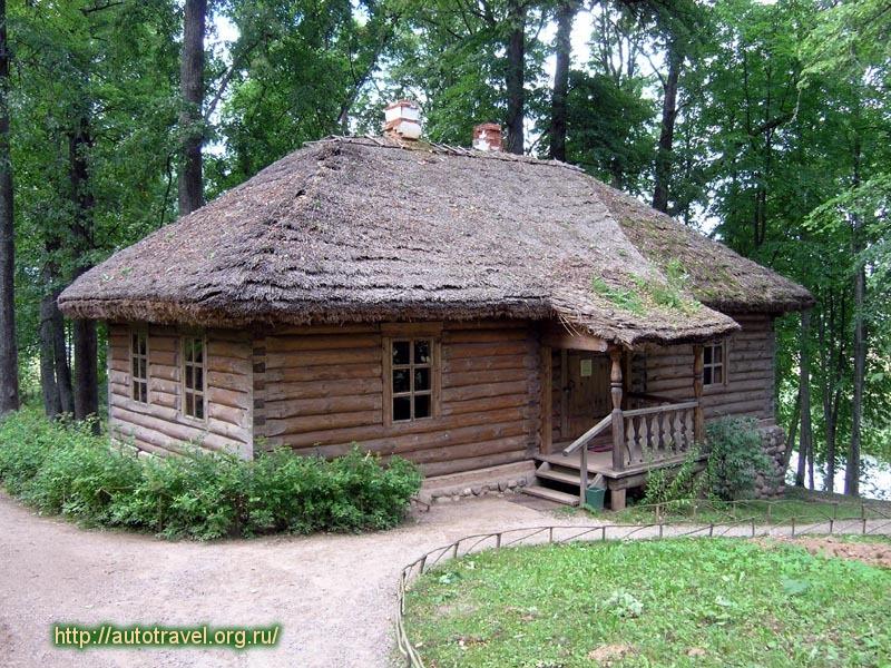 Фотография Дом-музей Осиповых-Вульф в Тригорском (Пушкинские горы (Псковская область))