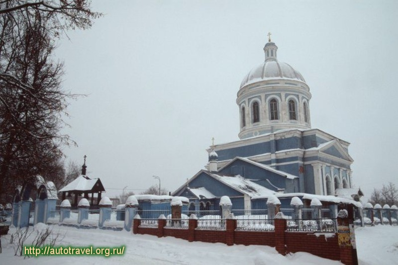 озёры московская область фото