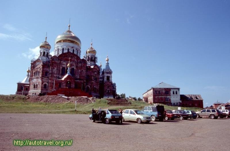 Монастырь белая гора пермский край
