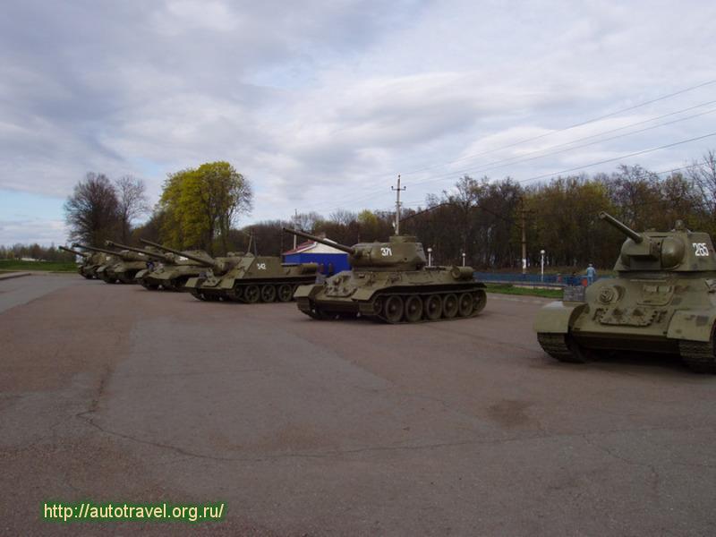 фото п. прохоровка белгородской области