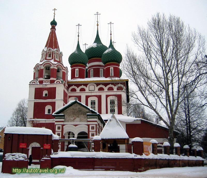Фотография Церковь Михаила Архангела (Ярославль (Ярославская область))