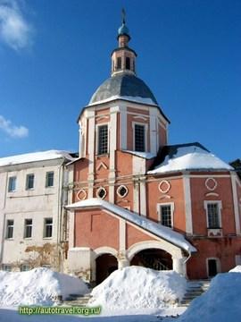 Пафнутьев-Боровский монастырь (Боровск (Калужская область))