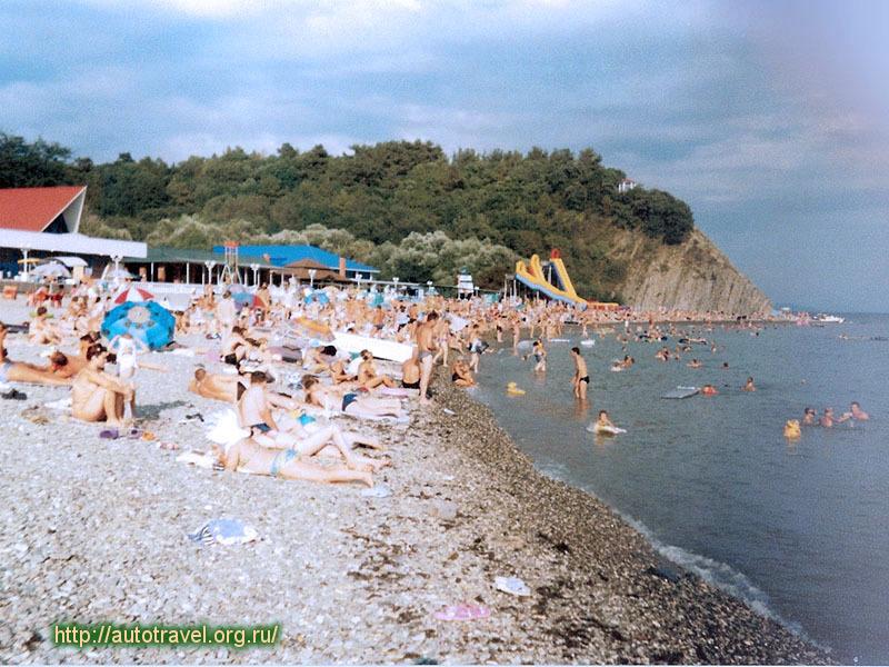Орбита - кемпинг на Черном море в хуторе Бетта по