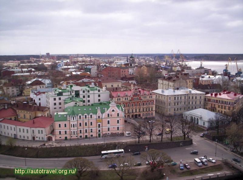 ленинградская область город выборг фото