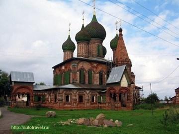 Ярославль (Ярославская область): Достопримечательность Комплекс в Коровниках