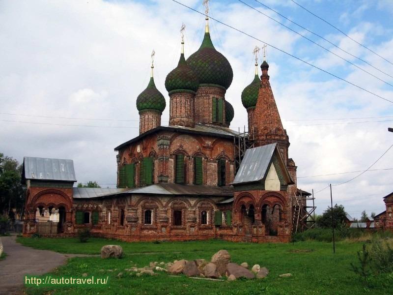 Комплекс в Коровниках в Ярославле фотографии