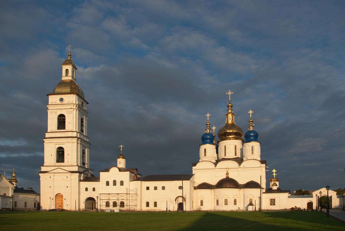 тобольск город фото