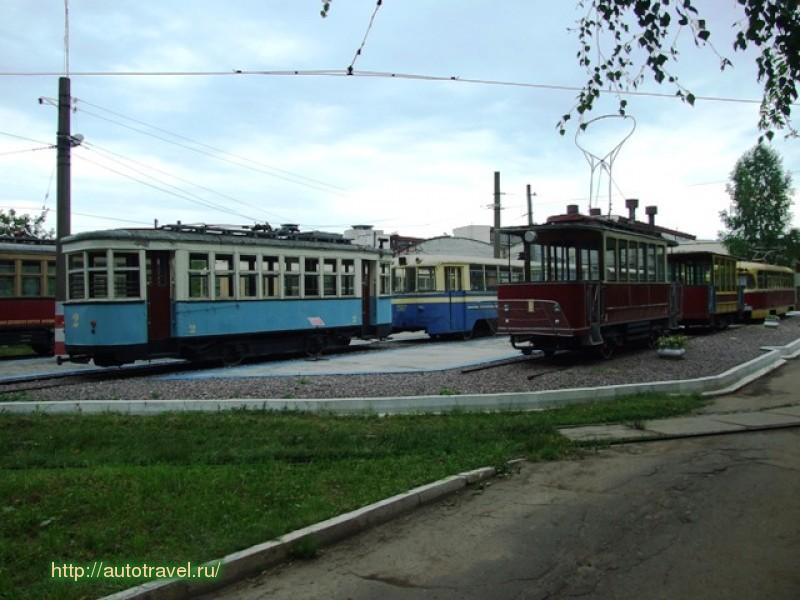 Фотография Музей истории трамвая и троллейбуса (Нижний Новгород (Нижегородская область)) .