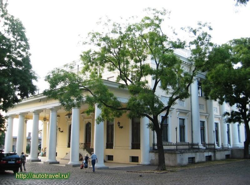 воронцовский дворец в одессе фото рисунок для