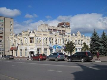 Архитектура Азова