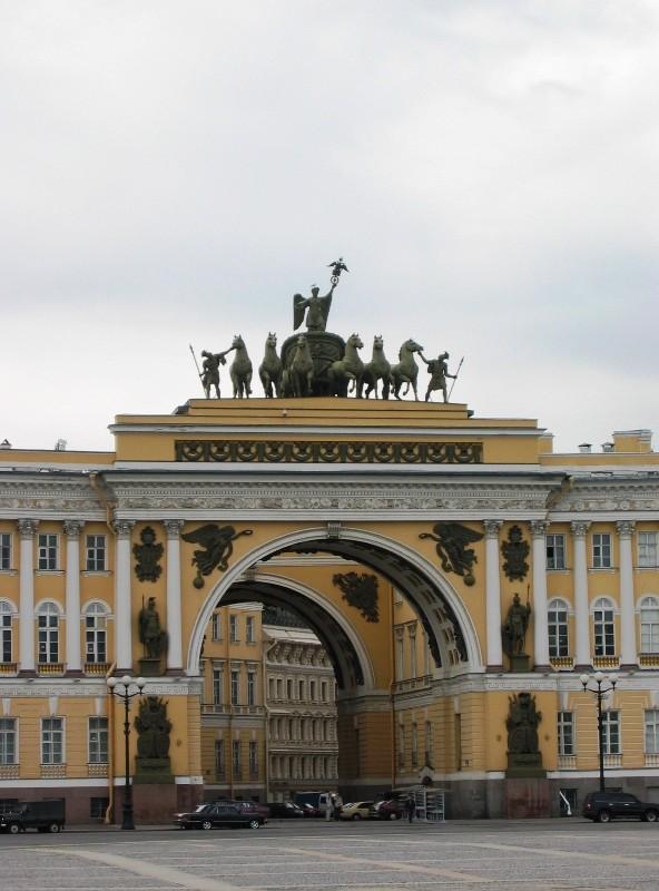 Адрес дворцовой площади