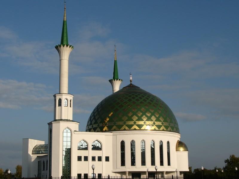 Фотография мечеть кемерово