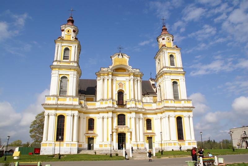 Фотография Костел Бернардинцев (Будслав (Беларусь)) .