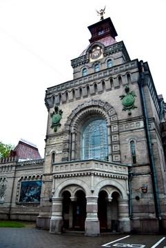 Санкт-Петербург (Ленинградская область): Достопримечательность Мемориальный музей А.В.Суворова