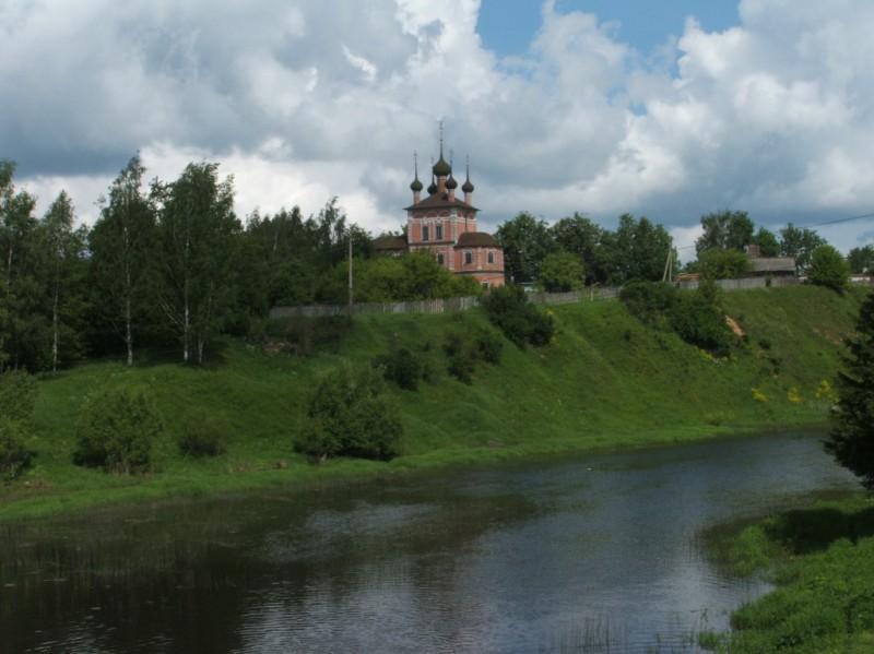 Фотографии города Кашин