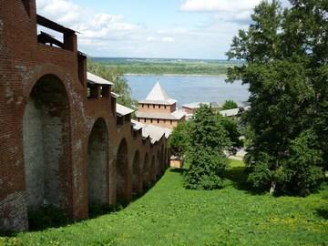 Нижний Новгород (Нижегородская область): Достопримечательность Нижегородский Кремль