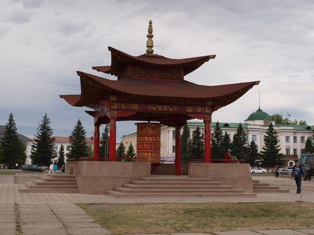 Кызыл откроет День Города костюмированным шествием