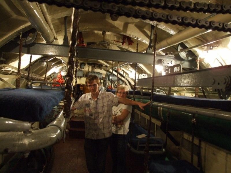 подводная лодка город находка