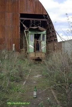 Зарайск (Московская область): Достопримечательность УКЖД кирпичного завода