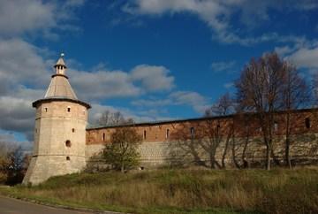 Зарайск (Московская область): Достопримечательность Зарайский Кремль