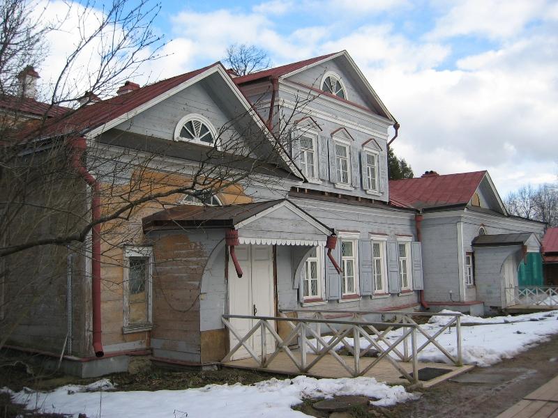Адрес: Сергиево Посадский