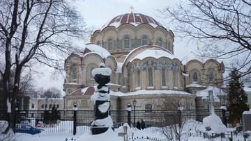 Санкт-Петербург (Ленинградская область): Достопримечательность Воскресенский Новодевичий монастырь