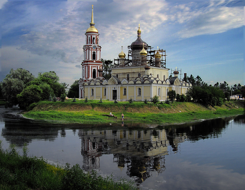 Г старая русса новгородской области