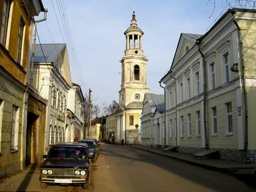 тверская область город торжок фото