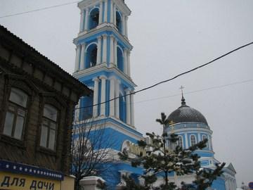 Ногинск (Московская область): Достопримечательность Собор Богоявления Господня в Ногинске