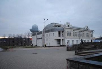 Нижний Новгород (Нижегородская область): Достопримечательность Планетарий