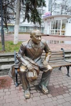 Нижний Новгород (Нижегородская область): Достопримечательность Улица Большая Покровская