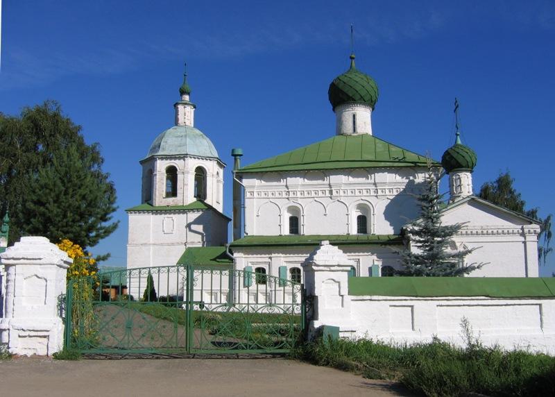 Ильинская церковь на Городище фотографии