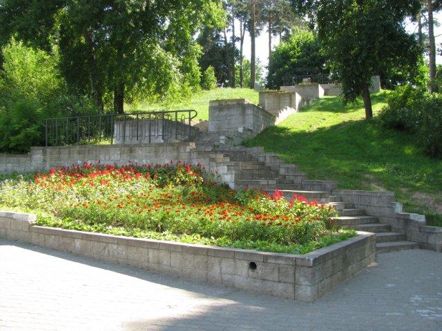 Фото Земляные укрепления Батареи Борисов (Беларусь) .