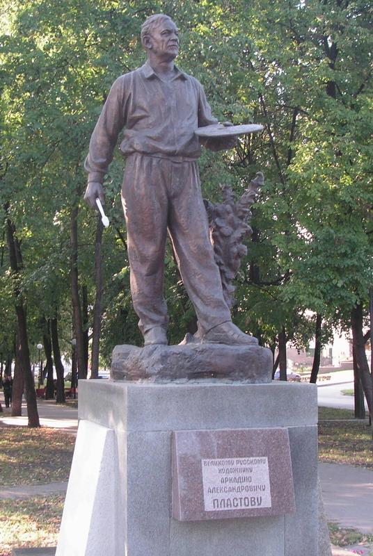 памятники в россии в 17 веке