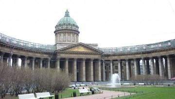 Санкт-Петербург (Ленинградская область): Достопримечательность Казанский собор