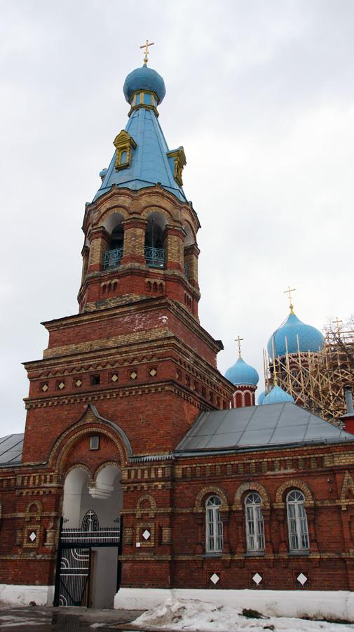 Фото Свято-Воскресенский собор и звонница (Борисов (Беларусь)) .