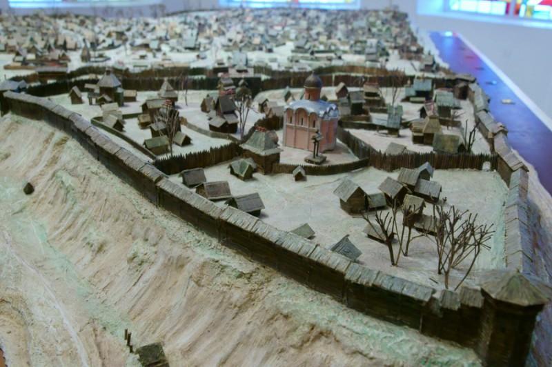 Фотография Музей истории города Ярославля. Город Ярославль (Ярославская область).
