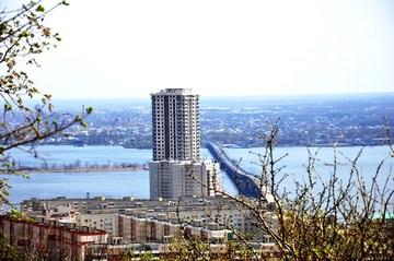 Саратов (Саратовская область): Достопримечательность Автомобильный мост Саратов - Энгельс