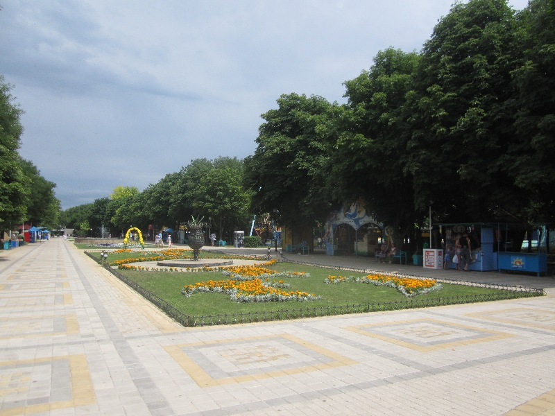 Ейск-курортная столица Приазовья