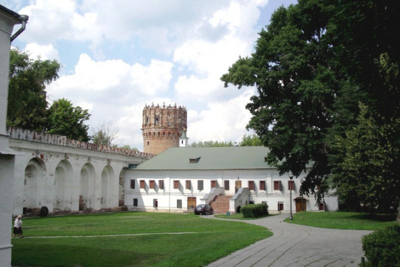 Новодевичий монастырь: