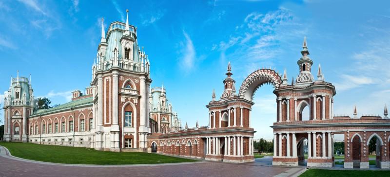 Царицыно москва московская область