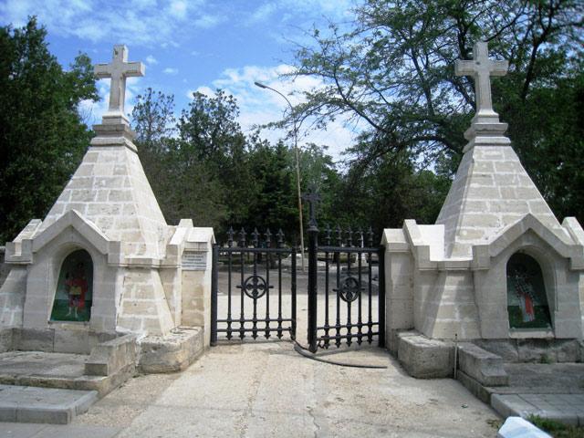Севастопольское братское кладбище